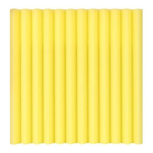 SJHFG Azulejos acústicos de la cuña de la espuma de la insonorización del estudio de los paneles de la espuma para