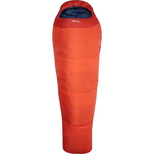 RAB Solar 4 Schlafsack, XL/Left Zip