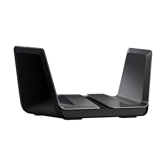 Netgear nighthawk ax8 8-stream ax5700 wi-fi 6 router 1 next-generation wifi 6 (802. 11ax) technology for the increasing demand for wireless connectivity high-performance wifi 6 for smart homes with 30 devices. 4x faster speeds than 11ac quad-core 1. 8 ghz processor enables smooth, bufferless 4k/8k ultra-high-definition (uhd) video streaming