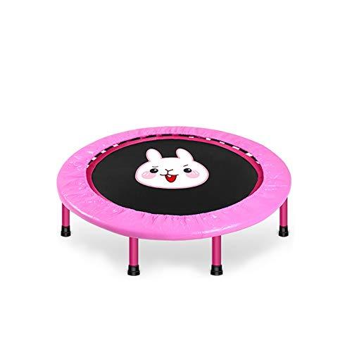 LY Trampolines Mini 40 inch voor kinderen, opvouwbare fitnessapparatuur, stille en veilige bounce, verjaardagscadeau voor jongens en meisjes