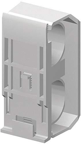 10 Stück HZ Schelle SCHELLE 2250 für HZ 2000 zur Befestigung unter Rohren bis 22 mm