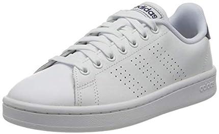 Adidas Advantage - Zapatillas de Tenis para Hombre, Ftwbla/Azuosc, 42 EU