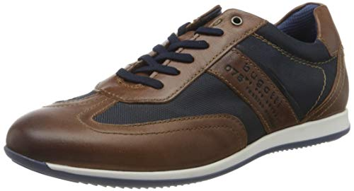 bugatti Herren 311450103069 Sneaker, Braun, 44 EU