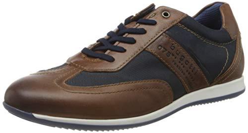 bugatti Herren 311450103069 Sneaker, Braun, 45 EU