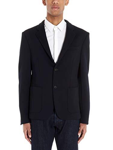 Prada Luxury Fashion Herren SD081S1911VTVF0124 Blau Polyester Blazer | Frühling Sommer 20