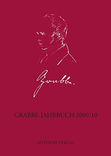 Grabbe-Jahrbuch 2009/10: 28./29. Jahrgang