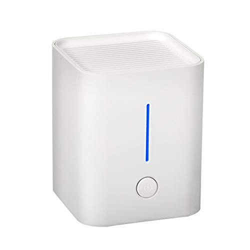 Portable Air Purifier for Home, USB Charging Air Cleaner, Low Noise Low Power Compact Purifiers for Bedroom, Office and Places with Pets