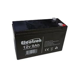 Batterie étanche au plomb 12V 9Ah rechargeable, UPS, 150x 66x 95 mm