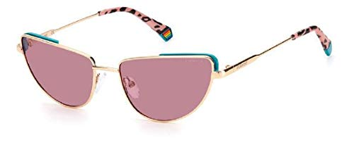 Polaroid Gafas de sol PLD 6129 S EYR 0F oro rosa lentes polarizadas