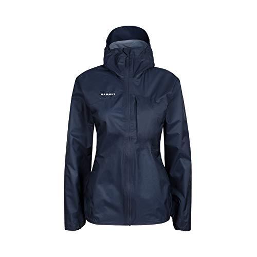 Mammut Kento Light HS Hooded Jacket - Women's Marine Small