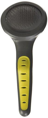 William Hunter JW Gripsoft Slicker Grooming Brush for Dogs (Size: Small-Medium)