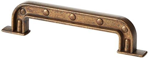 Preisvergleich Produktbild MARELLA Design 15165z12800.03 Griff,  Messing antik,  Abstand 128 mm