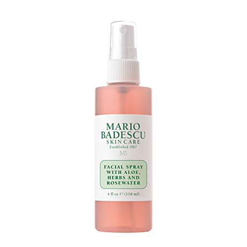 Mario Badescu Facial Spray With Aloe, Herbs & Rosewater - For All Skin Types 118ml