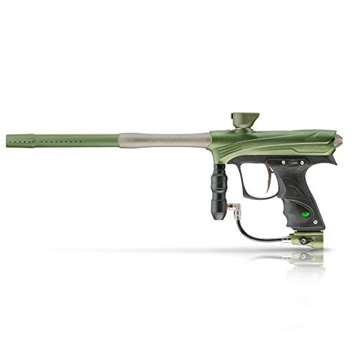 Dye Rize MaXXed Paintball Marker (Olive/Tan)