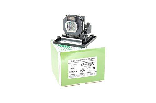 Alda PQ-Premium, Lámpara de proyector Compatible con ET-LAE4000 para PANASONIC PT-AE4000, PT-AE4000U, PT-AE4000E Proyectores, lámpara con Carcasa