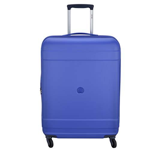 DELSEY Paris INDISCRETE Hard Maleta, 66 cm, 64 Liters, Azul (Bleu Clair)