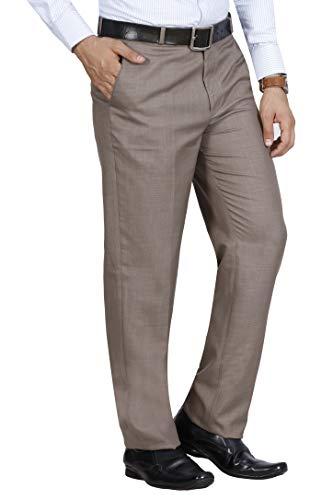 McHenry Men's Regular Fit Formal Trousers