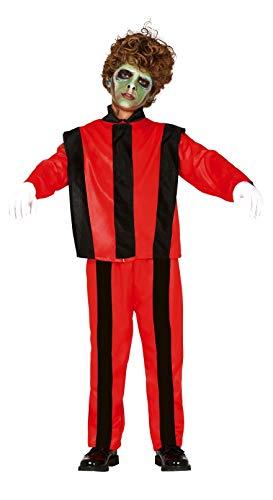 FIESTAS GUIRCA Disfraz de Michael Jackson Thriller Zombie Infantil