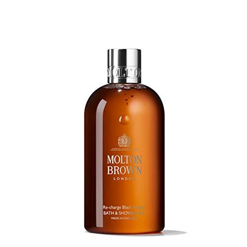 Molton Brown Bath & Shower Gel, Re-Charge Black Pepper, 10 Fl Oz