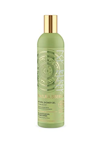 Natura Siberica Gel Douche Natural Icy Berry 1 Unité