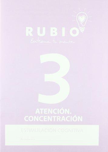 Estimulación cognitiva: atención concentración 3