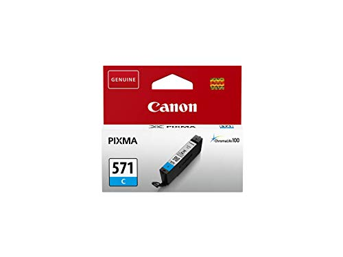 Canon CLI-571 Cartouche C Cyan (Emballage carton)