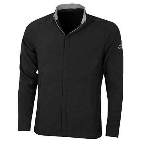 adidas Herren Softshell Jacket Trainingsjacke, Schwarz, M