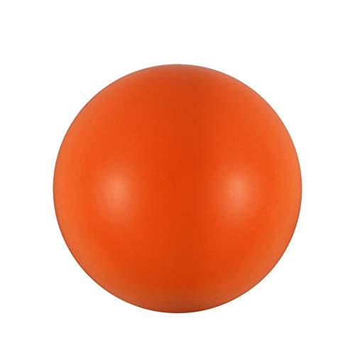 kaaka 50mm Professional Medium Speed Rubber Training Squash Ball Racquetball Orange