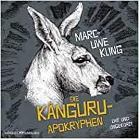 Geschenkidee Marc Uwe Kling und das Känguru (CD - Die Känguru Apokryphen)