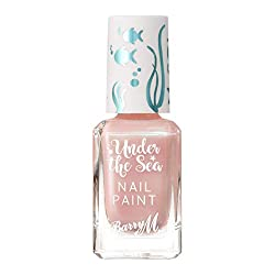 Barry M under the sea nail Paint, oyster beach Free from Animal Testing Colour-shifting, two-toned formula