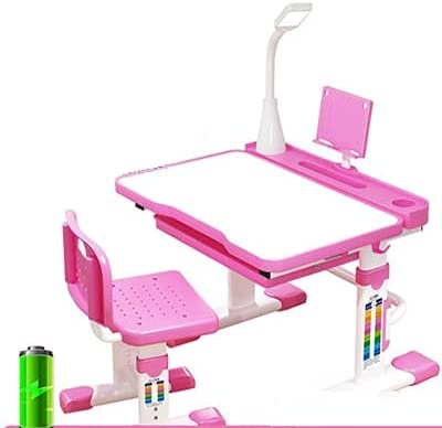XIANGE100-SHOP Superior Children's Desk High quality and Chair Set with Tilt