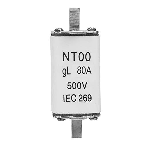 NT00 RT16-00, protector de cortocircuito de enlace fusible de cerámica de hoja...