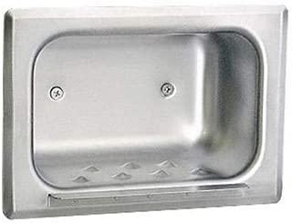 Bobrick Bathroom Soap Dish 4380 Stainless Steel