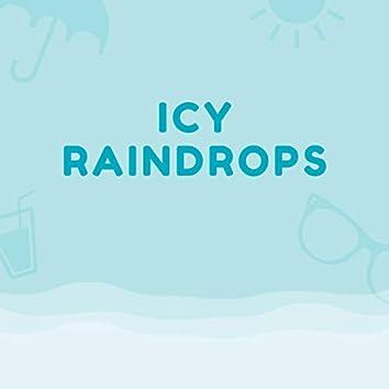 Icy Rain Drops