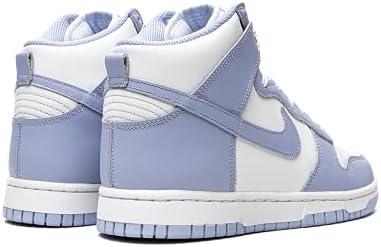 Nike Dunk High Women's Aluminum Blue DD1869-107