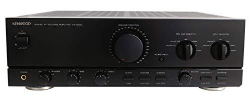 Kenwood KA-5020 Stereo Verstärker in schwarz