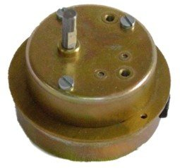 Kunsthandwerkstube Pyramidenmotor Mörz 220 V 3 U / min Belastung 5 kg