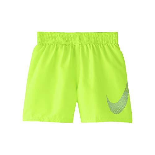 "Nike Mash Up Breaker 4\"" Trunk Junior Jungen Badeshorts (Volt Glow, XL)"