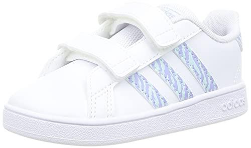 adidas Grand Court,  Sneaker,  Ftwbla Ftwbla Metvis,  34 EU
