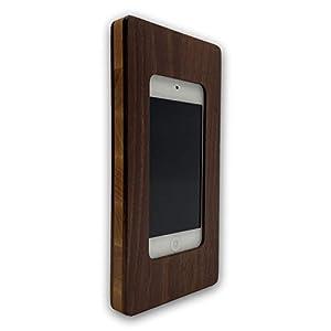 Apple iPod touch Gen. 5|6|7 NobleFrames Wandhalterung aus Robinie