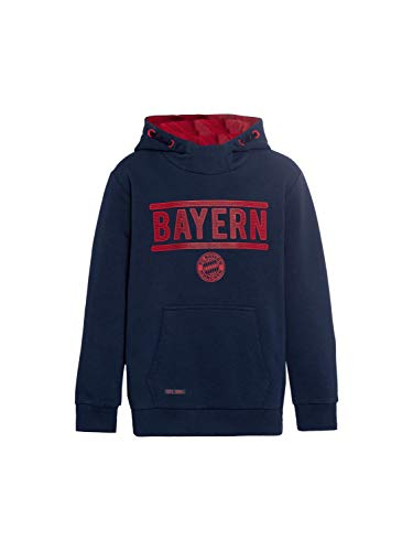 FC Bayern München Hoodie Bayern Kids Navy, 176