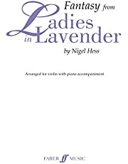 Fantasy from Ladies in Lavender: Score & Part (Faber Edition)