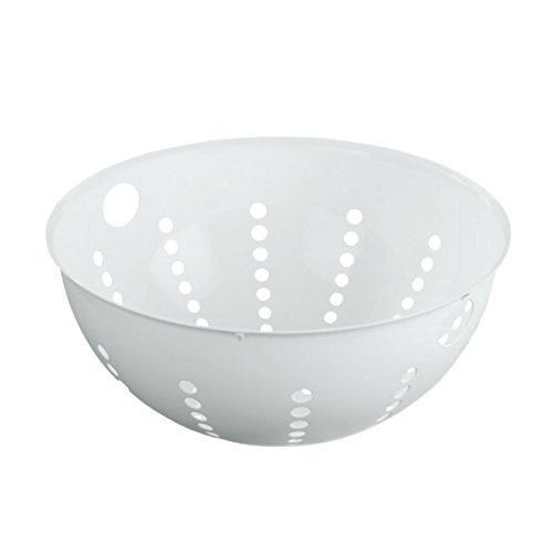 koziol Seihe Palsby L, Kunststoff, weiß, 29.4 x 29.4 x 12.7 cm