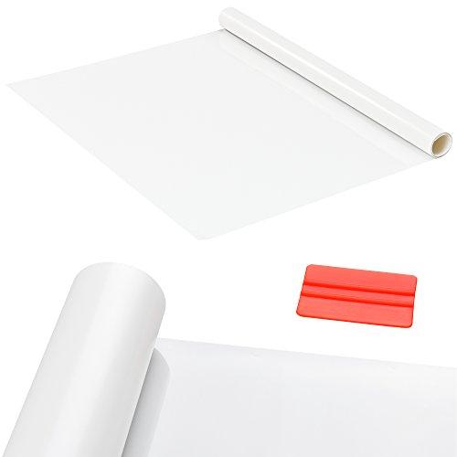 [casa.pro] Raamfolie - glasfolie - zelfklevend - 0,75x50m - standaard