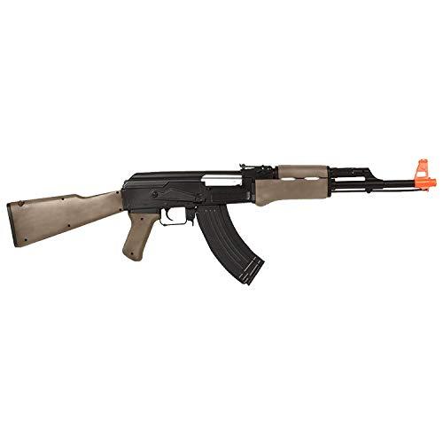 CYMA Softair 0,9 Joule Fucile Elettrico MOD.AK47 Tan (CM022T)