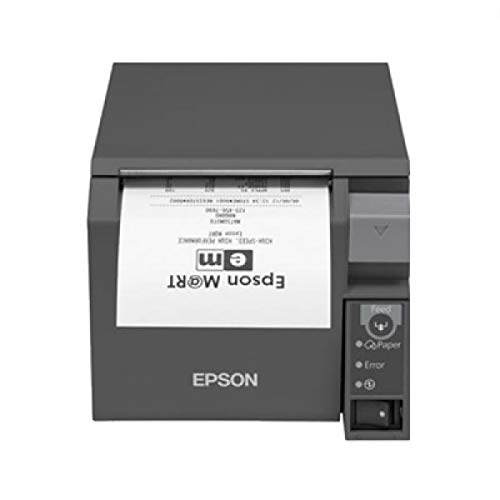 Epson C31CD38024A2 Thermodrucker TMT-70II USB + WLAN
