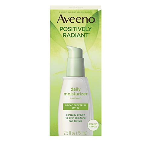 Aveeno Active Naturals Positively Radiant Daily Moisturizer SPF 30