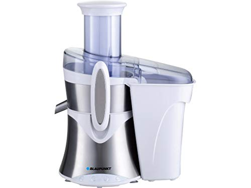 Blaupunkt EJE401, Licuadora Extractor de Jugos para Frutas y Verduras, Libre de BPA; Control electrónico; Acero Inoxidable 450W; 1L