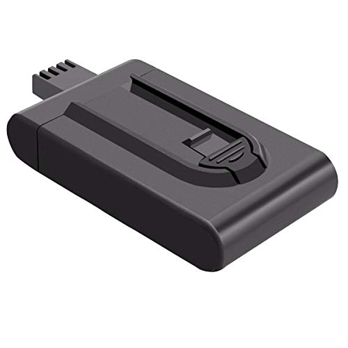 Exmate 21,6V 2,5Ah Li-Ion Batería para Dyson DC16 Root 6 DC16 Animal DC16 Exclusive DC16 Pink 12097 912433-01 912433-03 912433-04 BP01