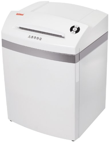 Amazing Deal Intimus 278174S1 Model 45CC4 Cross Cut Paper Shredder, Low Noise Level, Auto Reverse Fu...
